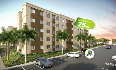Apartamento - Condomínio Angelo Fattori - Ap0420