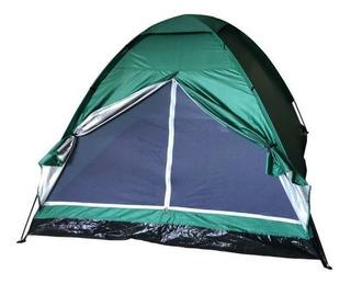 Barraca 4 Pessoas 2 X 2m Master Camping - Verde