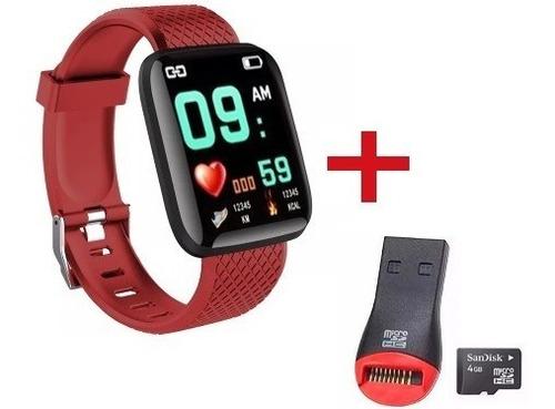 Reloj Smartwatch A6 Resistente A Salpicaduravde Agua 2019