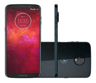 Smartphone Motorola Moto Z3 Play 64gb Dual | Vitrine