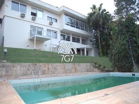 Casa À Venda No Real Parque - Ca00467 - 32369685