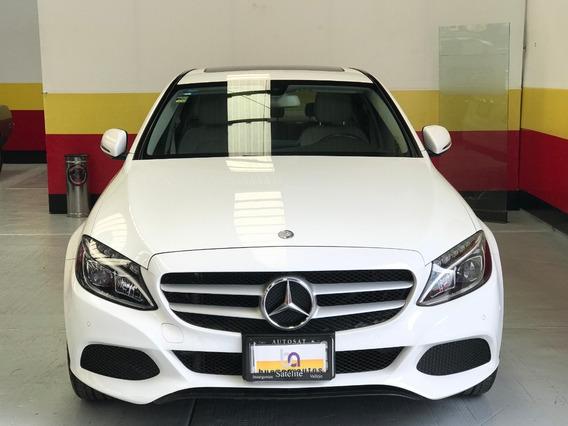 Mercedes Benz C200 Cgi Exclusive 2017