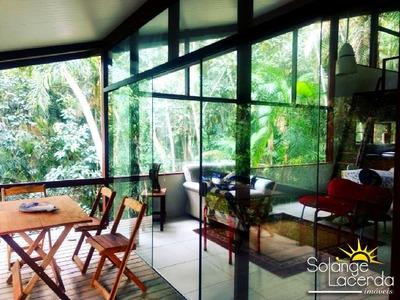 Ref. 5015 - Locação Definitiva - 3 Dormitórios No Prumirim - Linda Casa!!!! - 5015