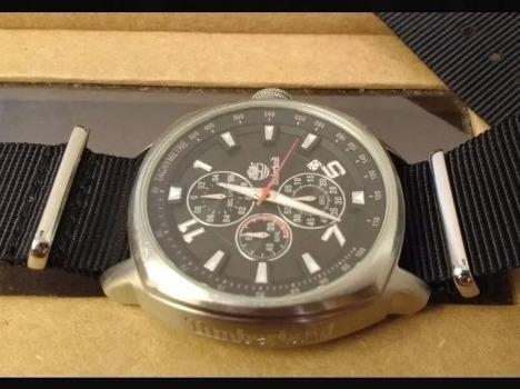 Relógio Cronógrafo Timberland