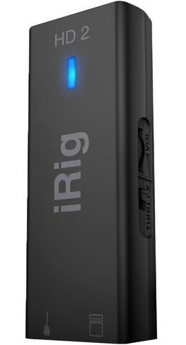 Irig Hd 2 Interface Para iPhone iPad iPod Ik Multimedia