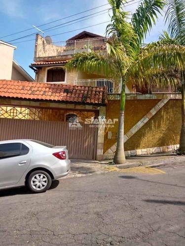 Venda Sobrado 4 Dormitórios Parque Continental Ii Guarulhos R$ 1.000.000,00 - 35043v