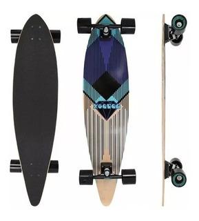 Skate Longboard X7 Diamond X-seven