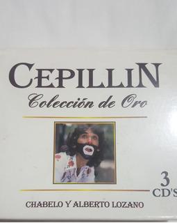 Cepillín Colección De Oro