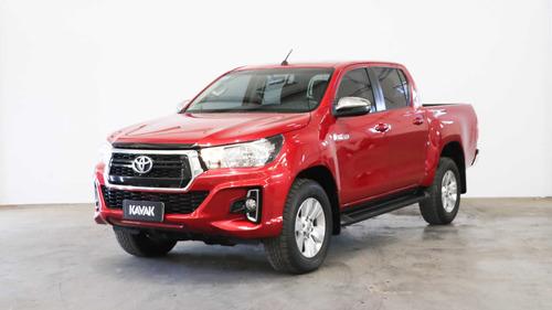 Imagen 1 de 15 de Toyota Hilux 2.8 Cd Srv 177cv 4x2 At - 144403 - C