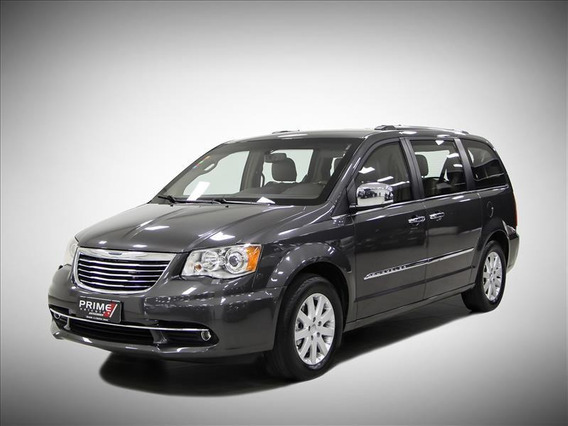 Chrysler Town & Country Chrysler Town Country Blindado V6 3.