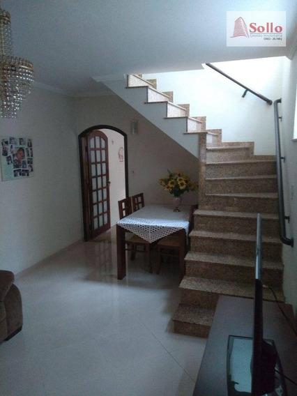 Sobrado Com 3 Dormitórios (sendo 02 Suítes), 270m² - Vila Augusta - Guarulhos/sp - So0016