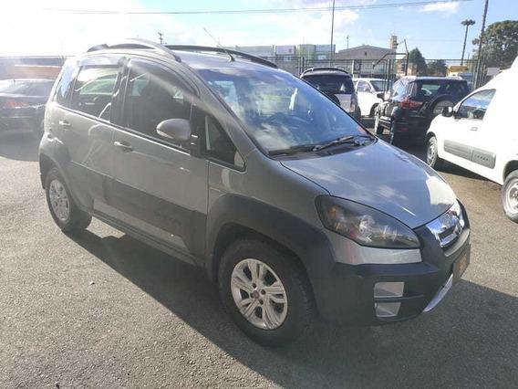 Fiat Idea Adventure (dualogic) 1.8 2012