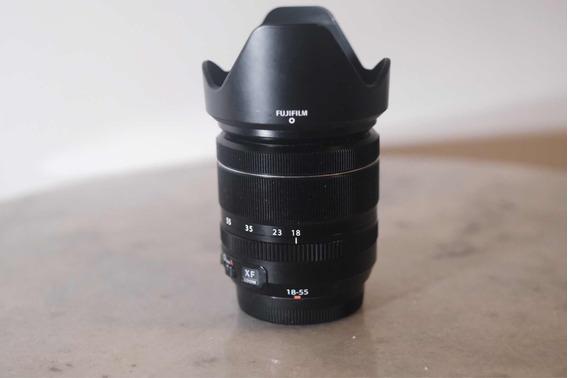Lente Fujifilm Fujinon Xf18-55 R Lm Ois