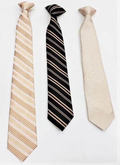 Corbata Infantil Diseños A Elegir Broche Metal Estampada