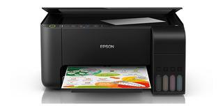 Impresora Multifuncional Color Ecotank L3150