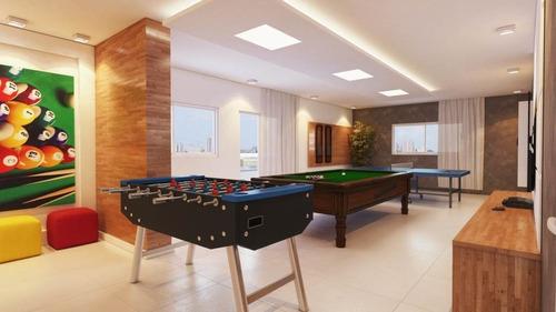 Apartamento - Venda - Maracanã - Praia Grande - Tab1072