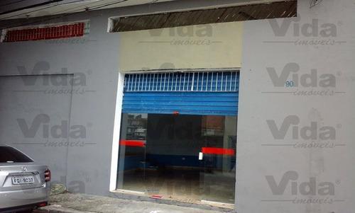 Salão Comercial Para Locação Em Jardim Roberto  -  Osasco - 29632