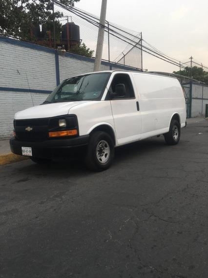 Cargo Van Express 8 Cilindros Año 2010