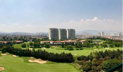 Club De Golf Bosques, Espectacular Departamento Para Invertir, Noveno Piso