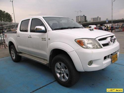 Toyota Hilux Doblecabina 3000cc 4x4 Mt Aa