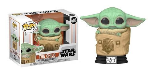 Funko Pop The Mandalorian Baby Yoda The Child Original
