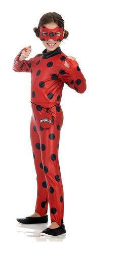 Imagem 1 de 1 de Fantasia Ladybug G