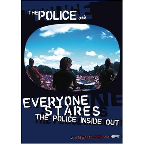 Dvd The Police Everyone Stares En Stock Nuevo Musicanoba