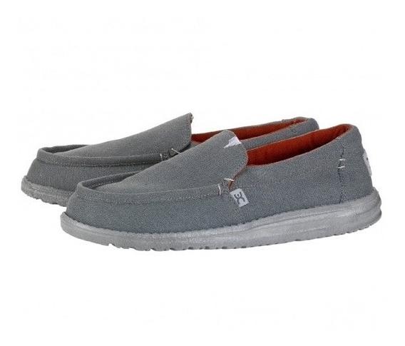 Zonazero Zapatos Panchas Hey Dude Remo Hombre