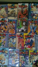 Lote Com 16 Mangas Dragon Ball Z Editora Conrad