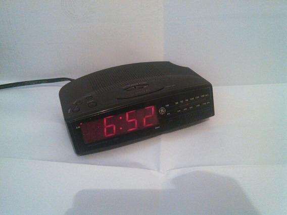 Radio Reloj Despertador Am/fm General Electric R30