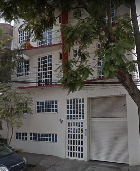 Departamento En Remate Bancario En Col. Del Carmen