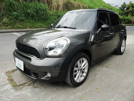 Mini Cooper Country Man Version Cooper S Aut Mod 2014 (715)