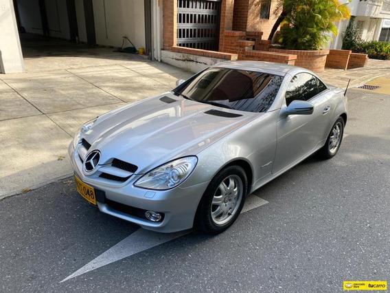 Mercedes Benz Clase Slk 200 K Convertible Mt 1800cc