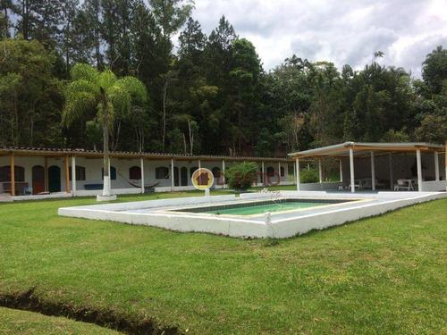 Chácara Rural À Venda, Centro, Juquitiba. - Ch0021