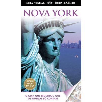 Guia Visual Nova York - Com Mapa