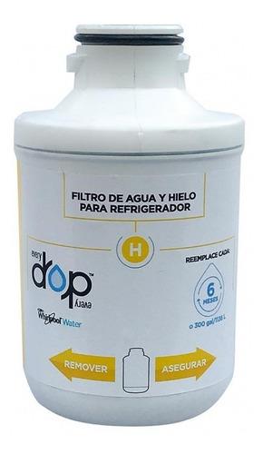 Filtro Nev. Whirlpool De Agua 502417010002 / 502417010003 /