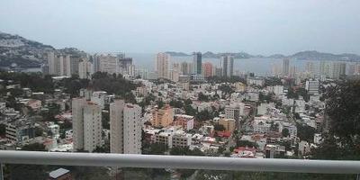 Departamento Con Excelente Vista A La Bahía De Acapulco