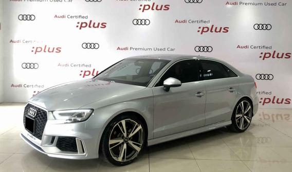 Audi A3 2018 4p Rs 3 L4/2.5/t Aut