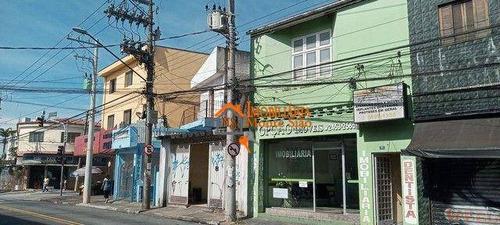 Imagem 1 de 6 de Prédio À Venda, 160 M² Por R$ 1.060.000,00 - Jardim Aida - Guarulhos/sp - Pr0018