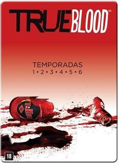 True Blood - 1ª A 6ª Temporadas Completas