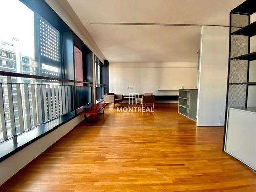 Imagem 1 de 30 de Apartamento À Venda, 52 M² Por R$ 923.697,00 - Moema - São Paulo/sp - Ap2951