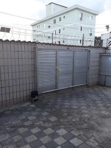 Apartamento Com 2 Dorms, Vila Nossa Senhora De Fátima, São Vicente - R$ 185 Mil, Cod: 2982 - V2982