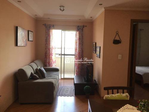Apartamento Com 2 Dormitórios À Venda, 74 M² Por R$ 297.000,00 - Torres Tibagy - Guarulhos/sp - Ap0354