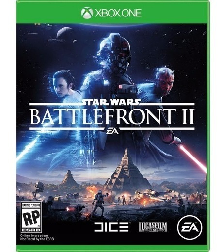 Star Wars Battlefront Ii - Xbox One - Portugues