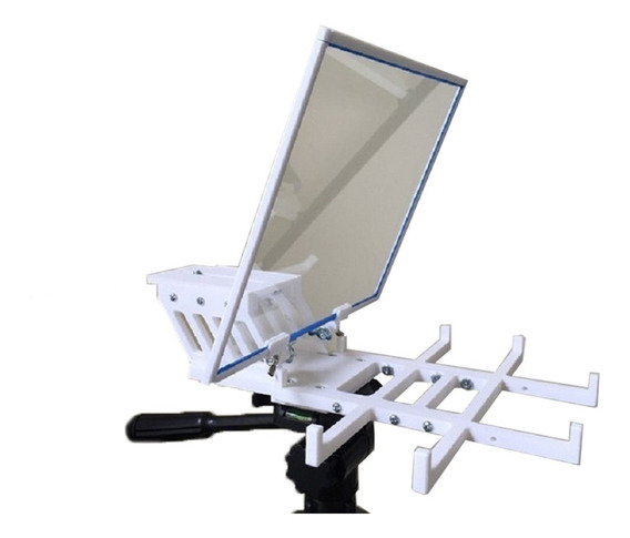 Teleprompter Suporte Tablet iPad - Profissional Youtube
