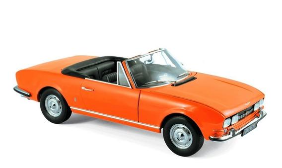 Miniatura Carro Norev Peugeot 504 Cabriolet - 1970 - Escala