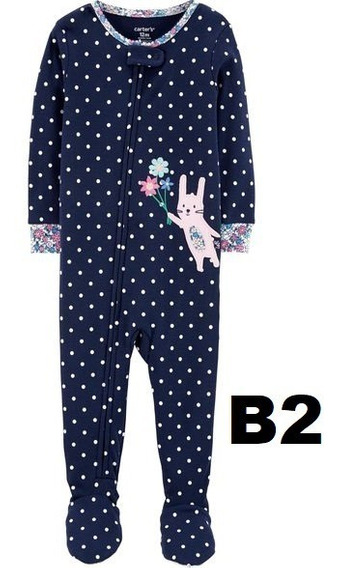 Pijama Enterito Algodón Varios Modelos Carters 12m A 5t