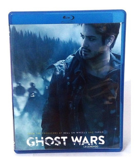 Blu-ray Da Série Ghost Wars - Legendado