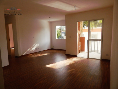 Imagem 1 de 14 de Apartamento A Venda No Bairro Jardim Sabiá Em Cotia - Sp.  - K119-1