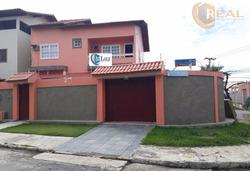 Belíssima Casa De Esquina, Localização Privilegiada Na Principal Rua Do Bairro Cancela Preta. Próximo Ao Sesi. Mobiliada. - Ca0377